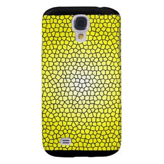 funda amarilla llamativa