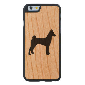 FUNDA DE iPhone 6 CARVED® SLIM DE CEREZO