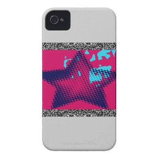 """Funda de móvil muestra obra de arte digital """"estre iPhone 4 Case-Mate fundas"""
