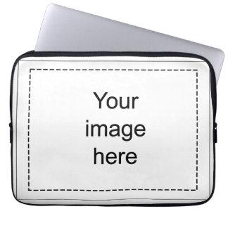 Funda de portátil y plantilla para cambiar la foto funda computadora