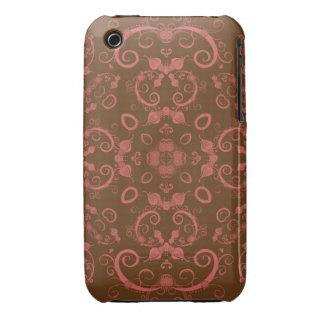funda-desnudo del tacto de iPod allí iPhone 3 Case-Mate Carcasas
