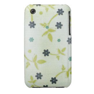 funda-desnudo del tacto de iPod allí iPhone 3 Case-Mate Cárcasa