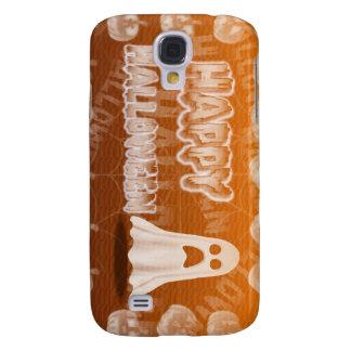 Funda Halloween con fantasma y calabazas Funda Para Galaxy S4