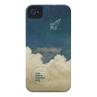 Funda iPhone4 Unoentrecienmil Case-Mate iPhone 4 Coberturas