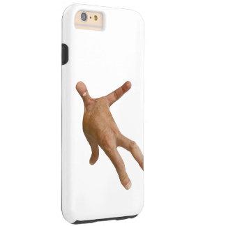 Funda Iphone con mano balando break dance