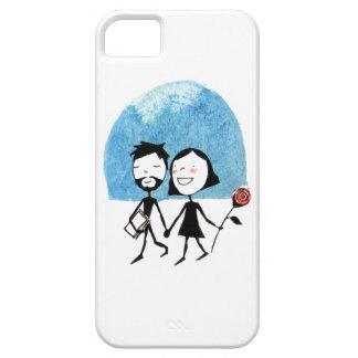 funda iphone pareja iPhone 5 cárcasa