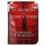 Funda Kindle 'El secreto de Tedd y Todd'