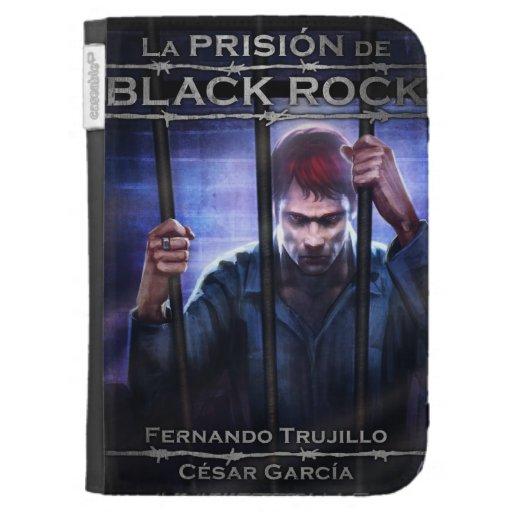 Funda Kindle 'La prisión de Black Rock''