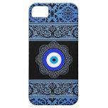 Funda-mal-ojo-árabe iPhone 5 Cárcasa