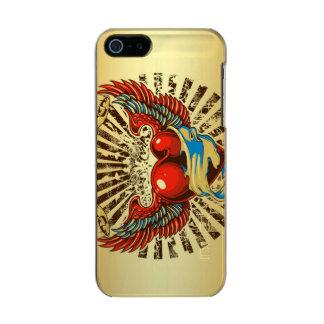 FUNDA PARA iPhone 5 INCIPIO FEATHER SHINE