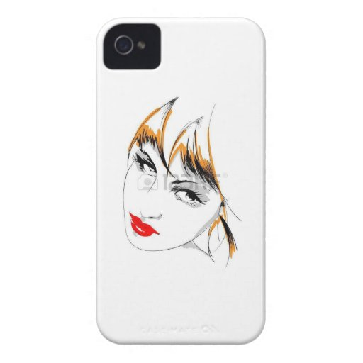 Funda Para Iphone Impresa iPhone 4 Case-Mate Protectores