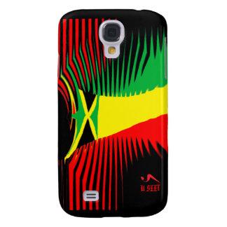 Funda protectora clásica de Iphone del reggae Funda Para Galaxy S4