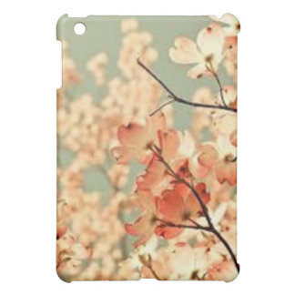 Funda protectora del iPad de la flor de cerezo min
