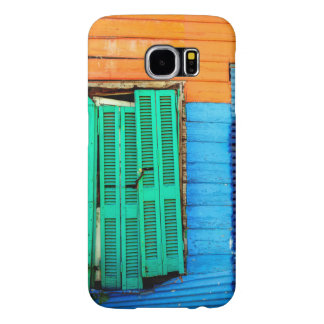 Funda Samsung Galaxy S6, La Boca, Argentina