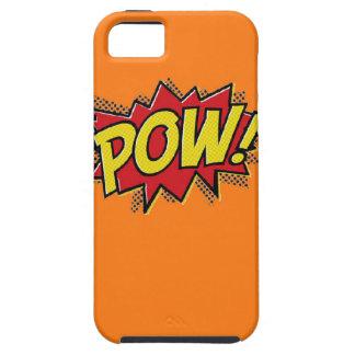 Funda-Sherbert Ornage del iPhone de la explosión d iPhone 5 Case-Mate Protector