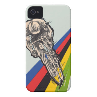 "Funda ""World campeón"" para 4/4s iPhone iPhone 4 Case-Mate Carcasa"