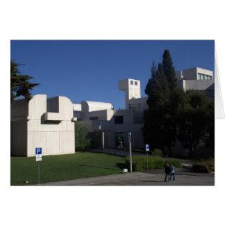 Fundació Joan Miró, Barcelona Tarjeta De Felicitación