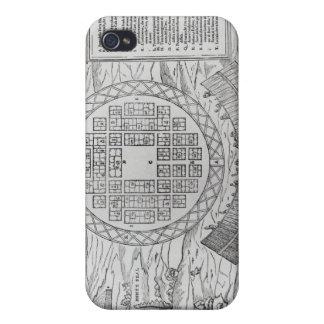 Fundación de Hochelaga iPhone 4 Carcasas