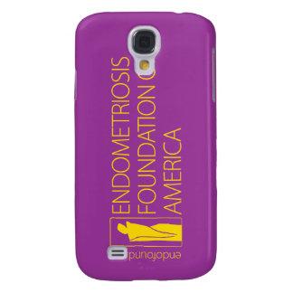 Fundación de la endometriosis de América Funda Para Galaxy S4