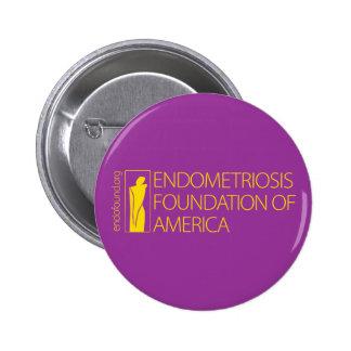 Fundación de la endometriosis de América Pins