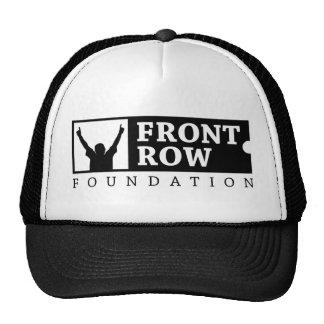Fundación de la primera fila - logotipo gorras