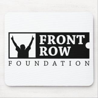 Fundación de la primera fila - logotipo tradiciona tapetes de ratón