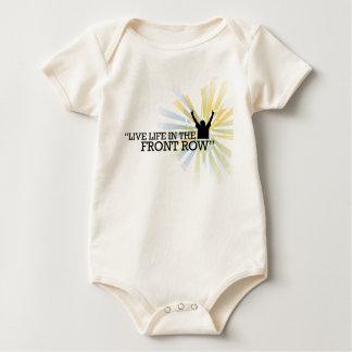 Fundación de la primera fila: Resplandor solar Body Para Bebé