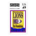 Fundación del ojo de los leones de Kentucky Franqueo