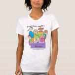 Fundación para las mujeres camisetas