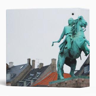 "Fundador de Copenhague Absalon - Højbro Plads Carpeta 1 1/2"""