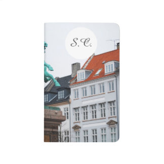 Fundador de Copenhague Absalon - Højbro Plads Cuadernos Grapados