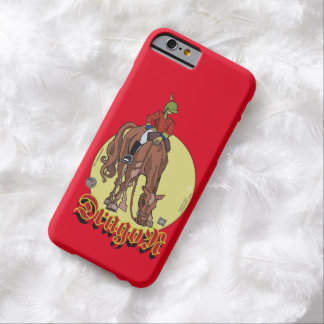 FundaIphone- Dragoon Sketcher Barely There iPhone 6 Case
