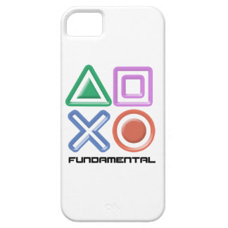 Fundamental Game Symbols iPhone 5 Covers
