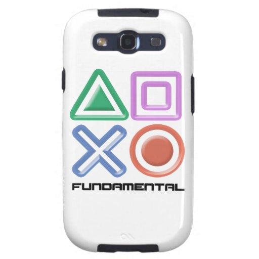 Fundamental Game Symbols Galaxy SIII Covers