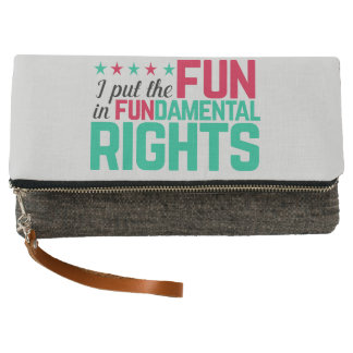 FUNdamental Rights Clutch