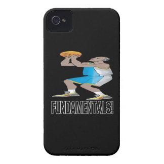 Fundamentales Case-Mate iPhone 4 Funda
