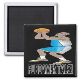 Fundamentales Imán Cuadrado