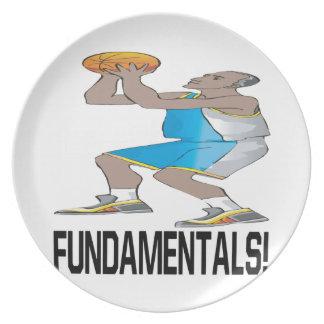 Fundamentales Plato Para Fiesta