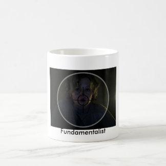Fundamentalista Taza De Café