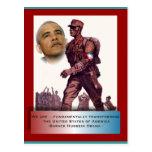 Fundamentally Transforming America Post Cards