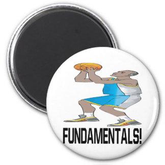 Fundamentals 2 Inch Round Magnet