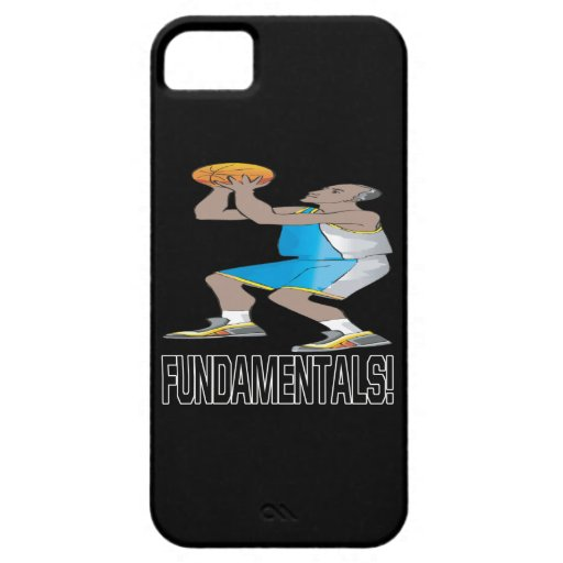 Fundamentals iPhone 5 Covers