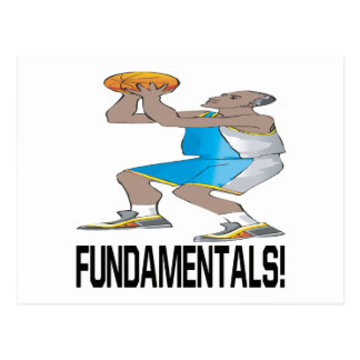 Fundamentals Postcard
