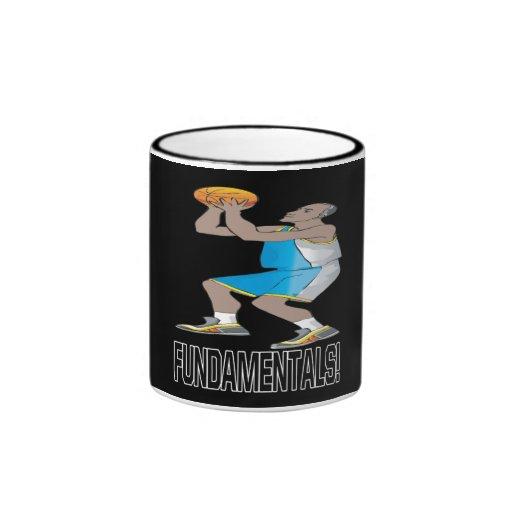 Fundamentals Ringer Coffee Mug