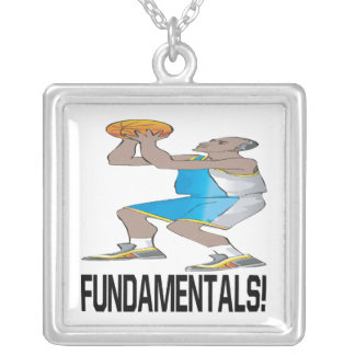 Fundamentals Silver Plated Necklace