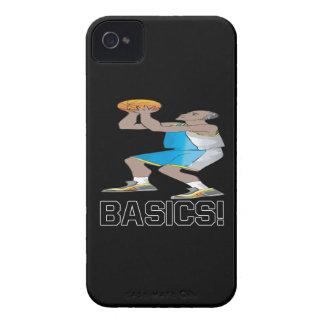 Fundamentos iPhone 4 Case-Mate Protector