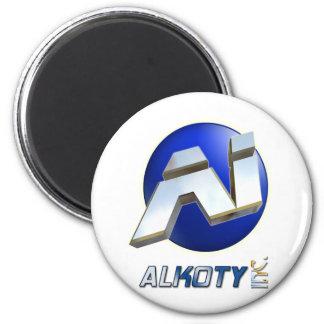 Fundamentos de Alkoty Imán Redondo 5 Cm