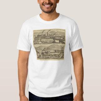 Fundición de la estufa, tiendas que caben camisas