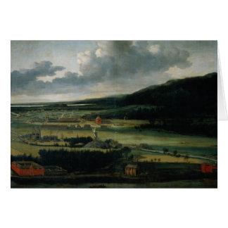 Fundición del cañón del viaje de Hendrick en Tarjeta De Felicitación