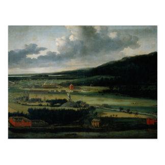Fundición del cañón del viaje de Hendrick en Tarjetas Postales